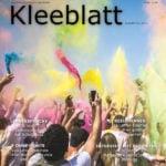 Schuelerzeitung-Bild-Kleeblatt_Cover_qu